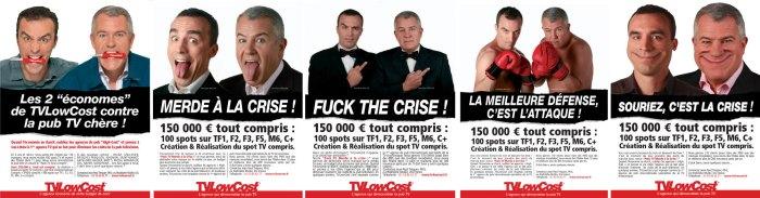 TVLowCost Saga