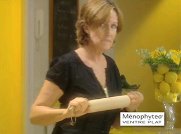 L'un des visuels clefs de la SAGA TV MENOPHYTEA créée par TVLowCost