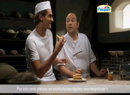 TVLowCost lance la nouvelle SAGA TV de BRIOCHE PASQUIER