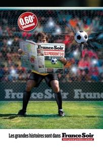 France Soir foot agence TVLowCost
