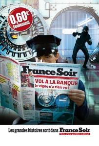 France Soir cambriolage agence TVLowCost