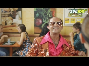 Spot TV SUBWAY le disco par TVLowCost