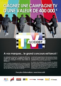 """Concours TV NO COST"""