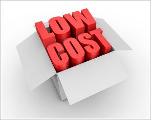 La low cost attitude gagne du terrain