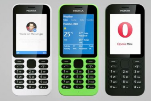 NOKIA 215, le mobile low cost de la marque NOKIA
