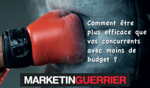 Le marketing guerrier vu par LowCost360