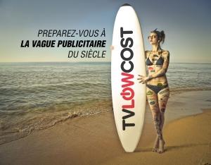 L'agence TVLowCost, N°1 de la pub TV cet été