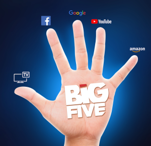 BIG FIVE de l'agence BIG Success
